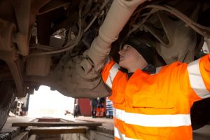 MOT Preparation & Presentation at Ainsworth's Garage Ulverston