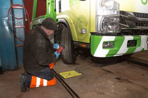 Safety Inspections for Operator Licence Compliance at Ainsworth's Garage Ulverston
