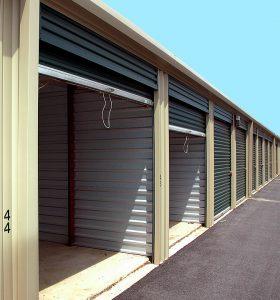 Secure Storage Units - Ainsworth's Garage Ulverston